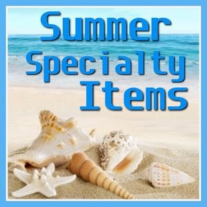Other - Summer speciality items